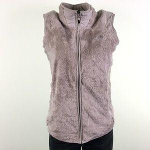 North Face Womens Fuzzy Fleece Vest DR00608 Sz M